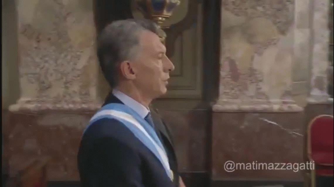 Después del discurso de Macri en animé llegan las elecciones 2019
