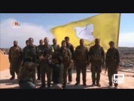 Las Fuerzas Democráticas de Siria anunciaron la derrota del Estado Islámico