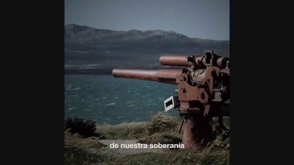 El emotivo video de Cristina Kirchner por las islas Malvinas