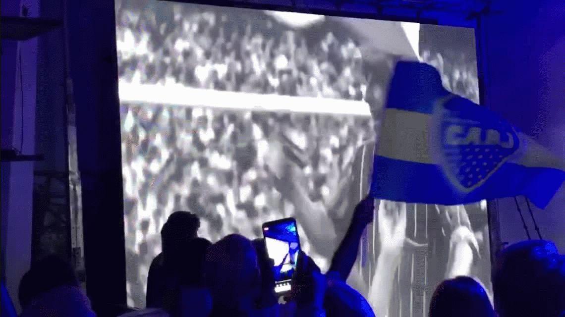 La Beriso reversionó el himno de Boca en su 114°aniversario