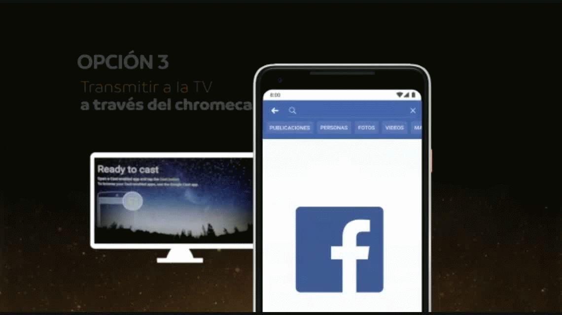Cómo ver la Copa Libertadores en vivo por Facebook