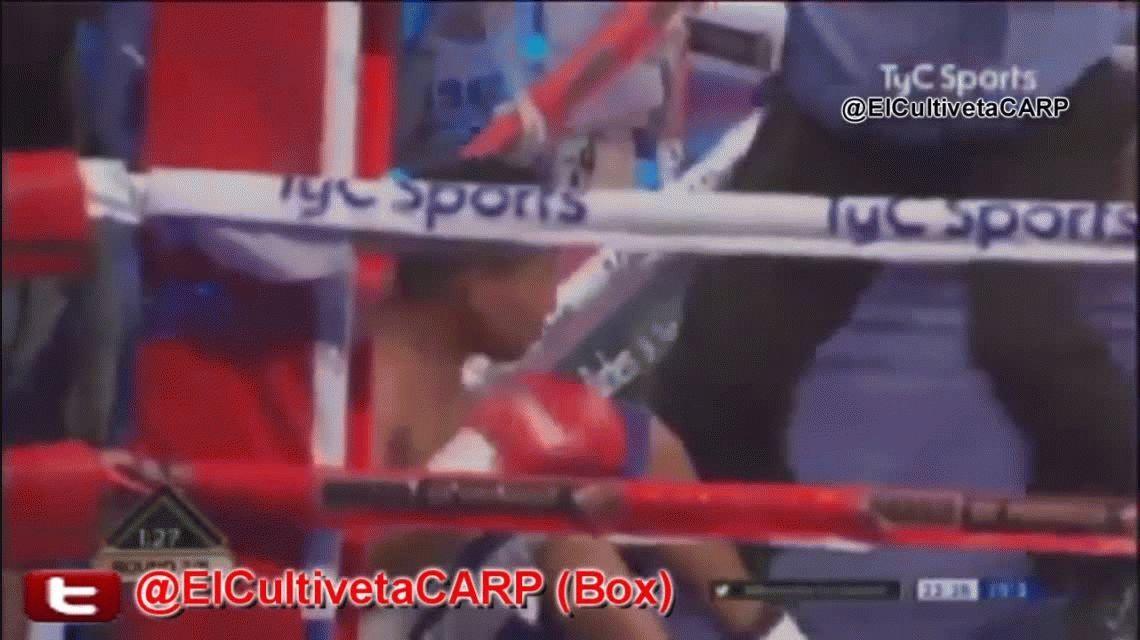 Boxeo: todos los KO de Agustín Gauto, la promesa argentina