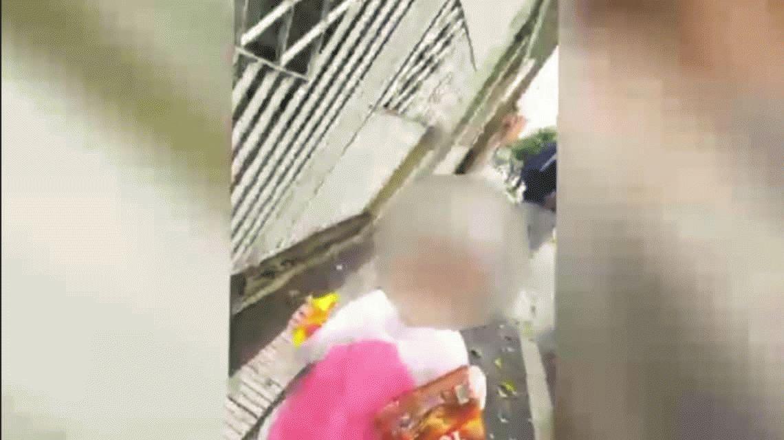 Grabó a motochorros, se viralizó el video y otra víctima los identificó: Le pegó 2 tiros a mi novio