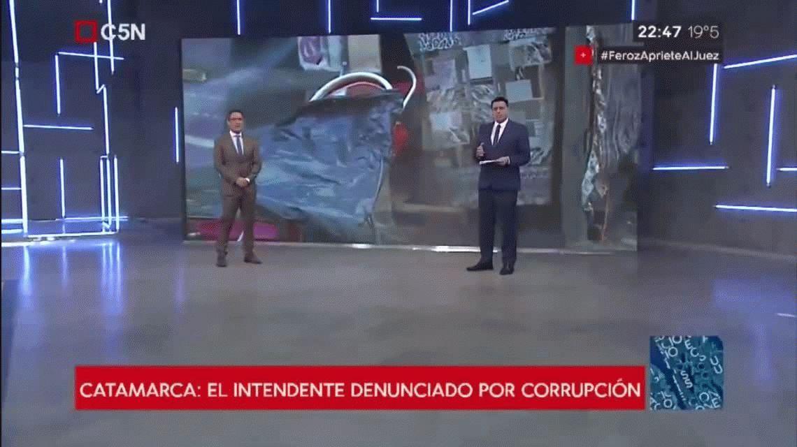 Raúl Jalil en la mira: denuncian que el intendente de Catamarca usa fondos municipales para sus negocios