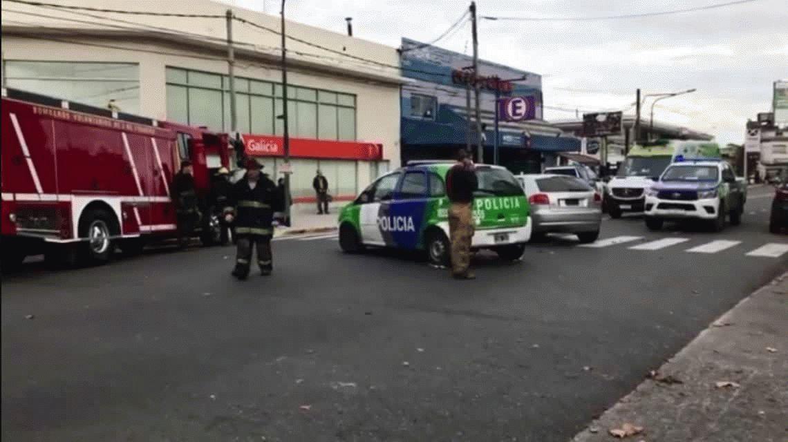 Intento de robo y feroz tiroteo en Ciudadela: al menos tres heridos