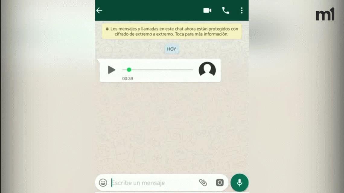 Es orgásmico: el insólito audio que publicó Macri tras inaugurar el Paseo del Bajo