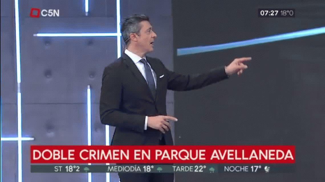 Doble crimen en Parque Avellaneda: asesinaron a un matrimonio a balazos