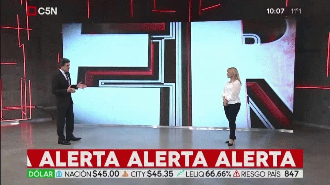 La Plata: un depravado se masturba en la calle delante de mujeres