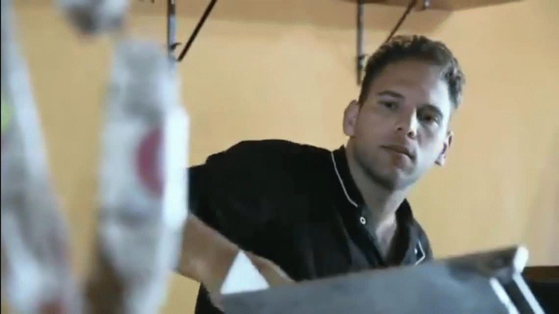 VIDEO: La Parca compró mortadela en su fiambrería y se volvió viral