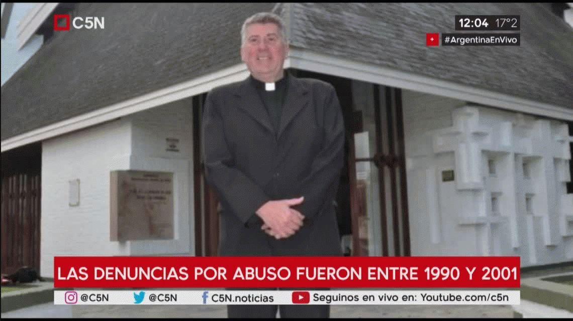 El duro relato de una víctima del ex confesor del padre Grassi: Es el peor monstruo que conocí