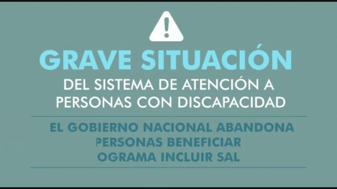 El pedido de Inés Estévez a Macri para las personas con discapacidad