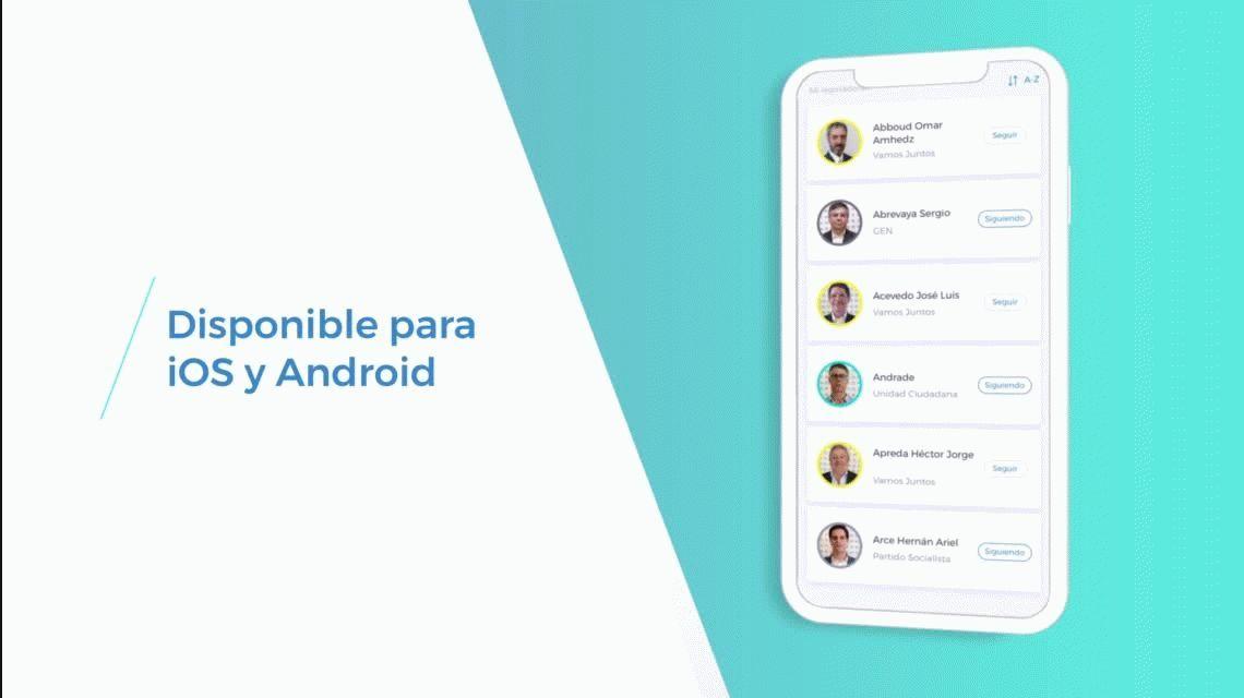 La app de la Legislatura de la Ciudad, el canal más moderno para informarse y participar