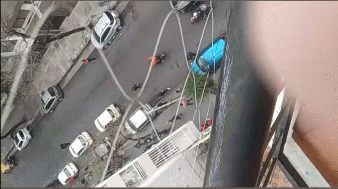 Caballito: una patota atacó a alumnos del colegio Santa María