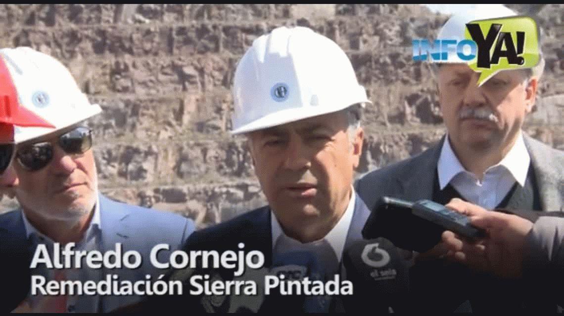 Alfredo Cornejo: ¿Qué puta tienen que venir Macri o Alberto Fernández?