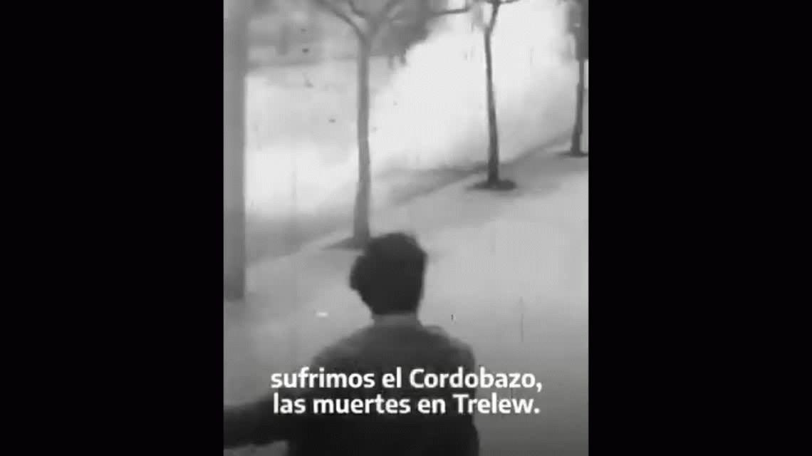 Alberto Fernández presentó su nuevo spot: Somos la Argentina. Vamos a levantarnos otra vez