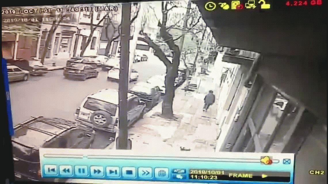 El video del momento en que tres policías mataron a tiros a un hombre en Villa Crespo