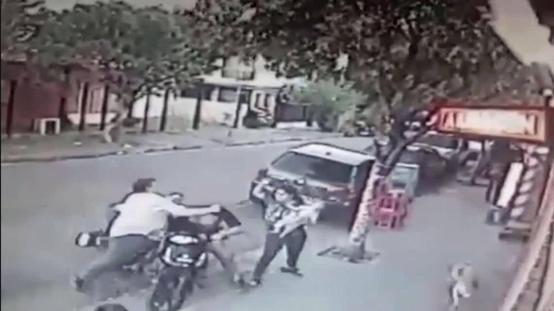Córdoba: vecinos lincharon a un delincuente que asaltó un almacén