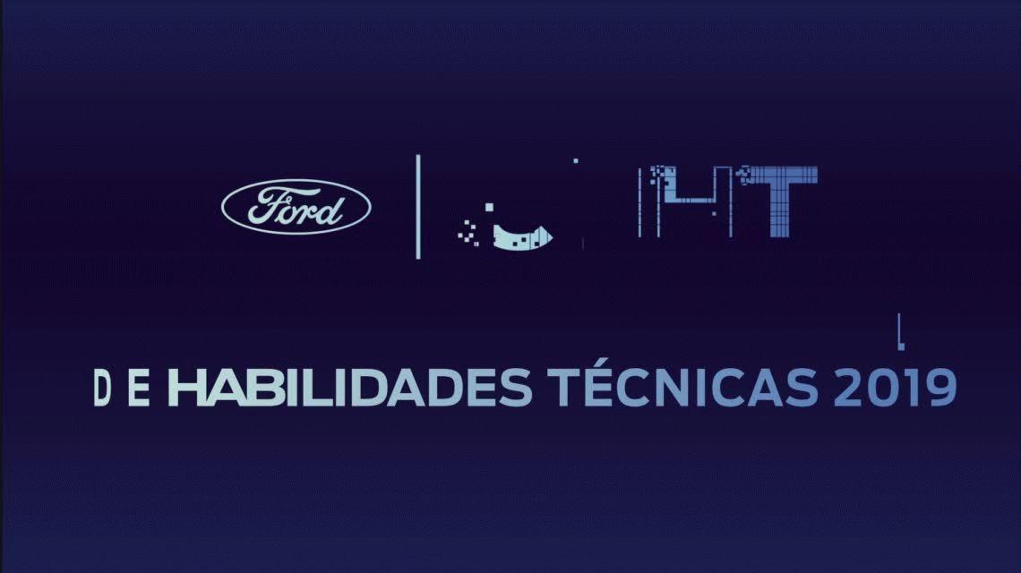 C5N, Pop 101.5, Mega 98.3, Radio 10 y One 103.7 cubrieron la competencia de habilidades técnicas de Ford
