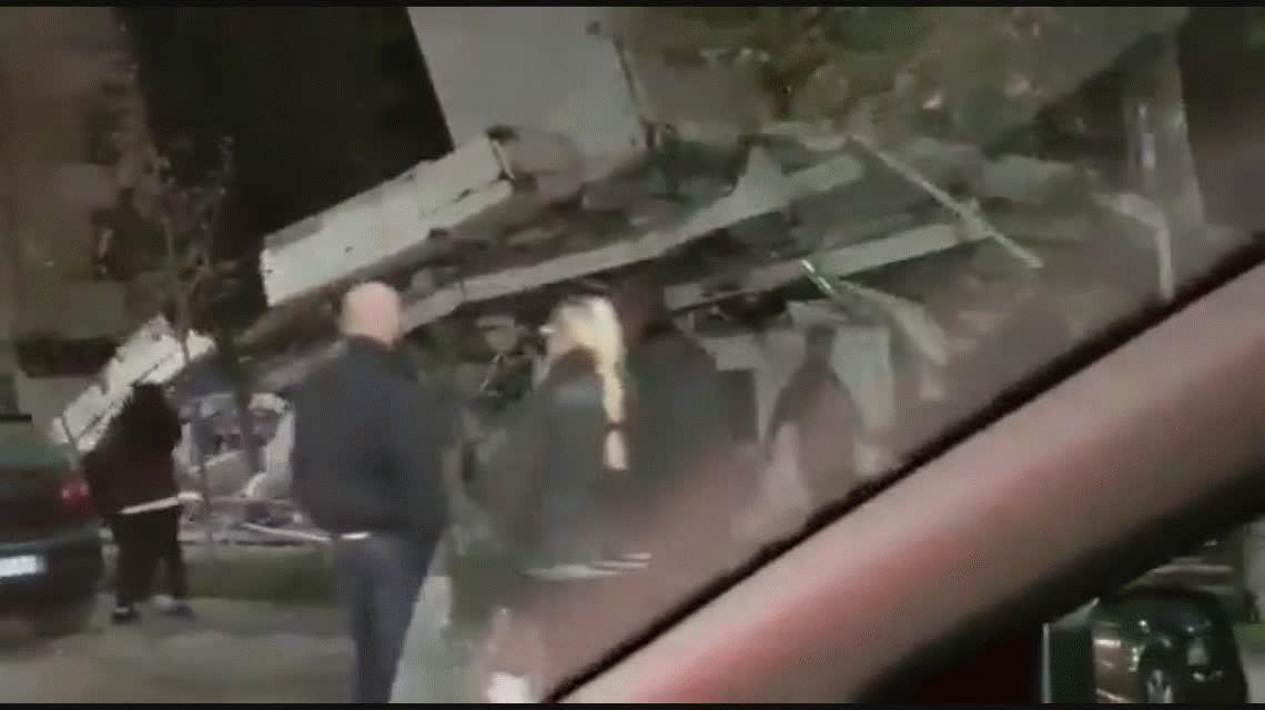 Terremoto en Albania: hay al menos nueve muertos y 600 heridos