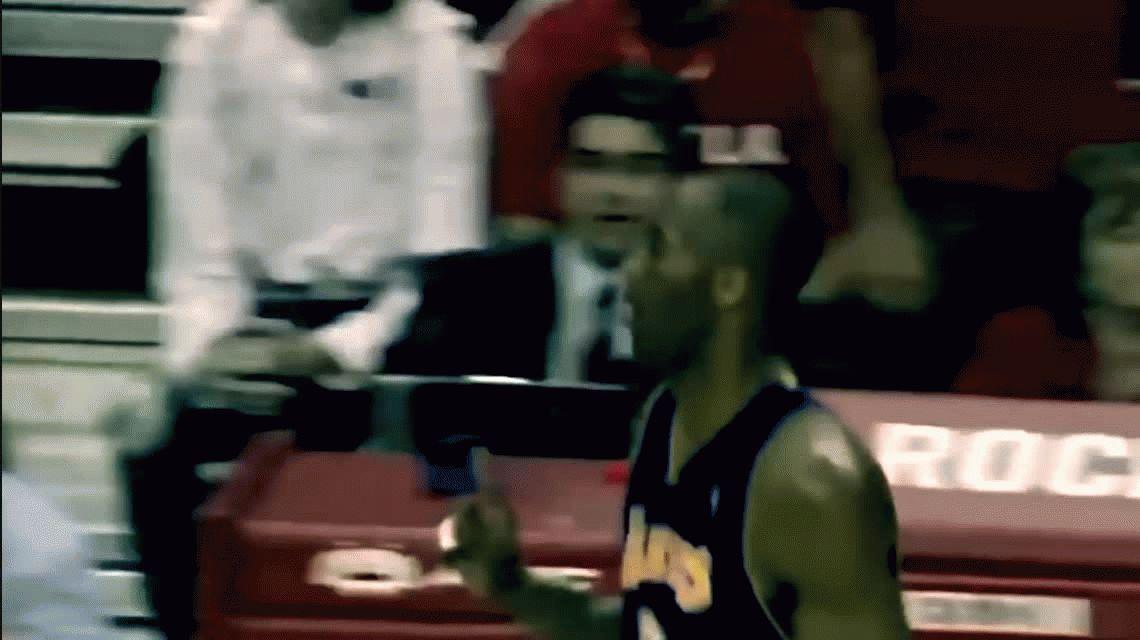 El video que muestra el parecido de Kobe Bryant con Michael Jordan