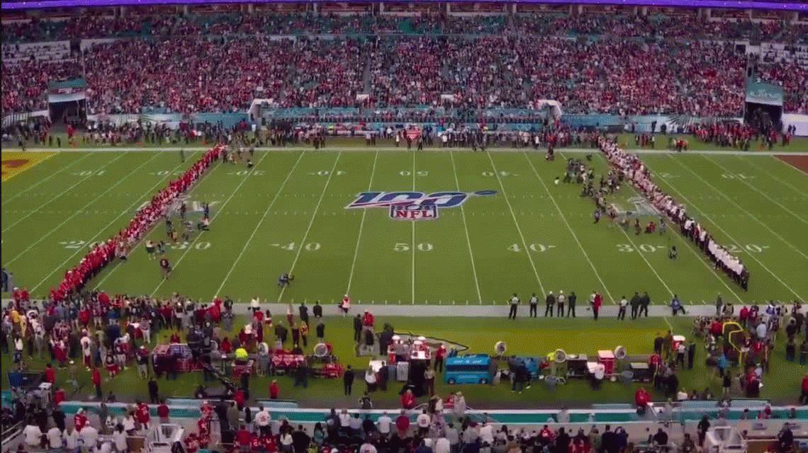 VIDEO: El homenaje a Kobe Bryant en el Super Bowl