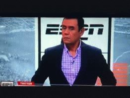 VIDEO: Espeluznante accidente en vivo durante un programa de ESPN en Colombia