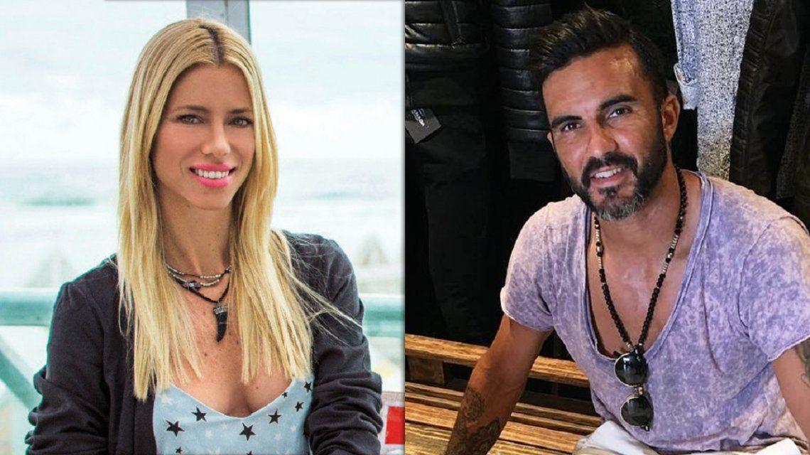 Nicole Neumann criticó a Poroto Cubero por la crianza de sus hijas