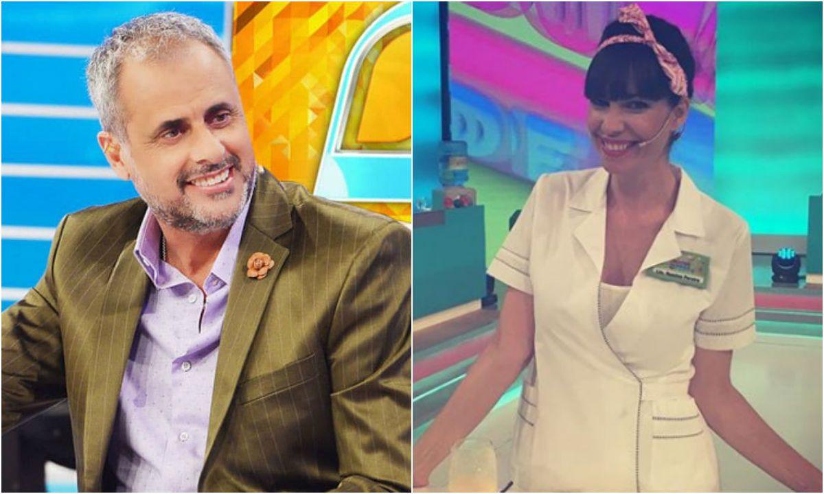 Jorge Rial y Romina Pereiro