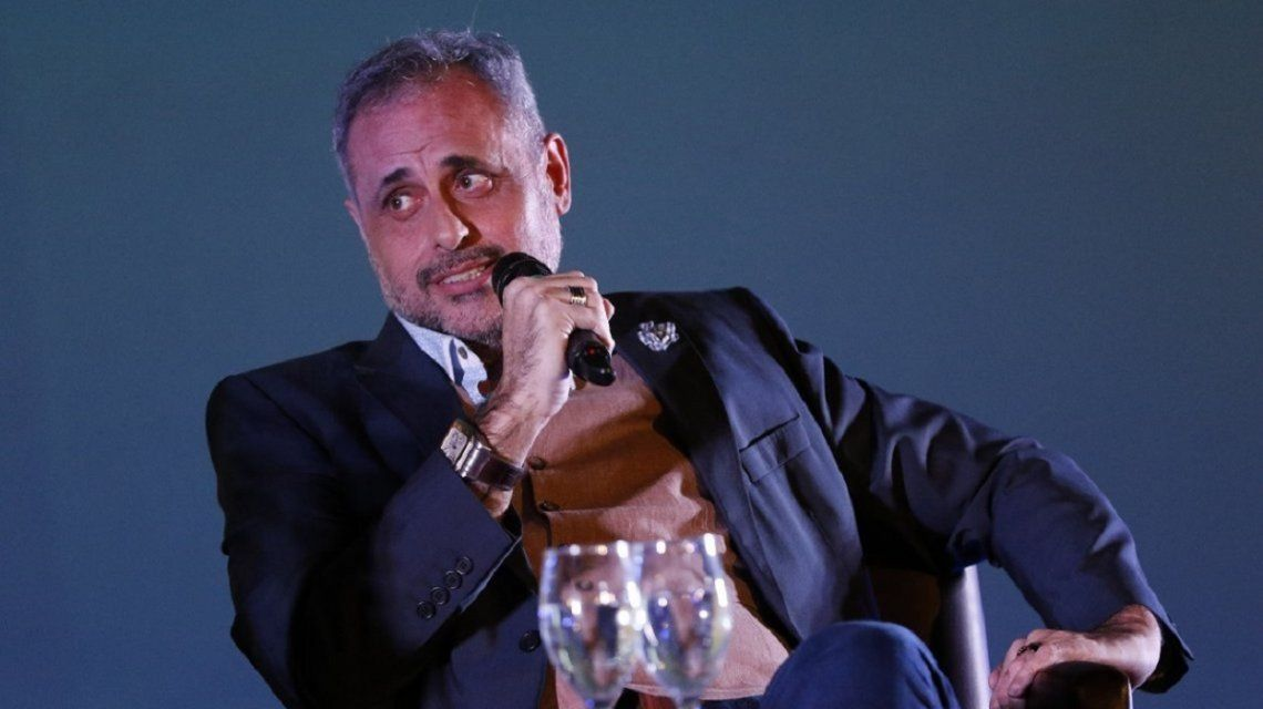 Jorge Rial fue asaltado en Palermo