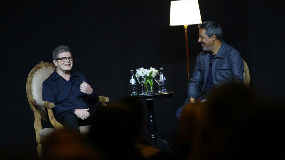 Gustavo Santaolalla: Me mueve la búsqueda de nuevos desafíos