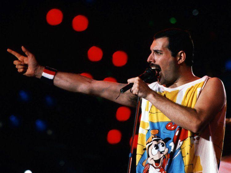 La voz inigualable de Freddie Mercury