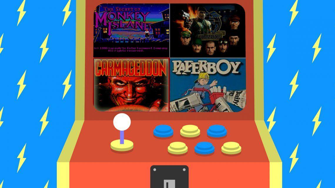 Los 10 mejores videojuegos para PC de los años 90
