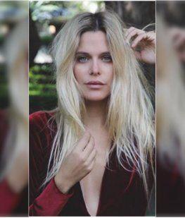 Jenny Williams, sexy en México