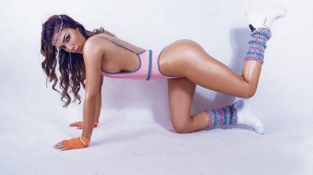 El topless de Rocío Robles<br>