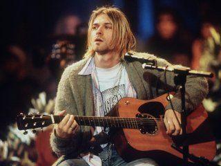 Kurt Cobain también era pintor