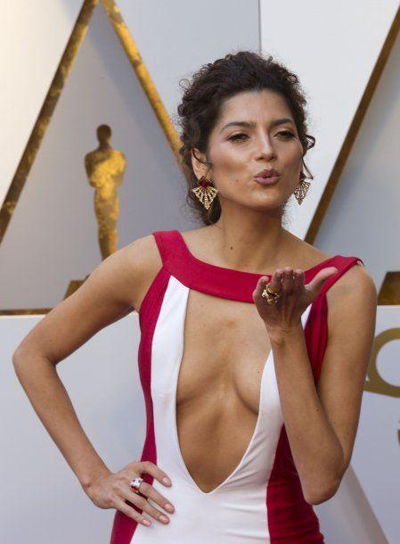Blanca Blanco en los Oscar