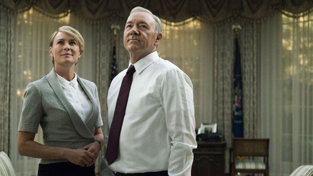 El nuevo trailer de House Of Cards sin Kevin Spacey