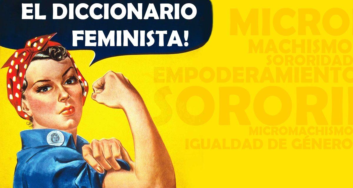El diccionario feminista