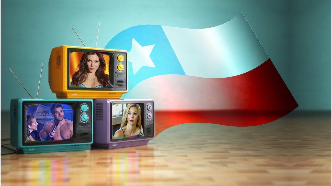 Los mediáticos argentinos