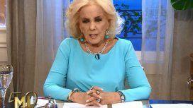 Mirtha: Pensé que se terminaba la Argentina