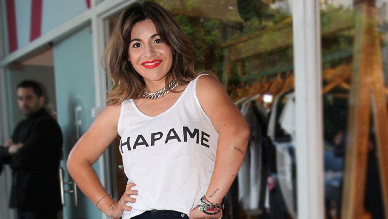 ¡Al fin! Gianinna Maradona mostró una foto de su look en el casamiento de Dalma