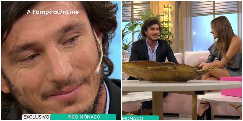 Emocionado, Pico Mónaco contestó qué son para él los hijos de Pampita