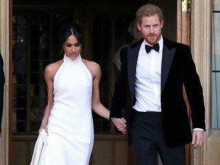 Meghan Markle y el principe Harry
