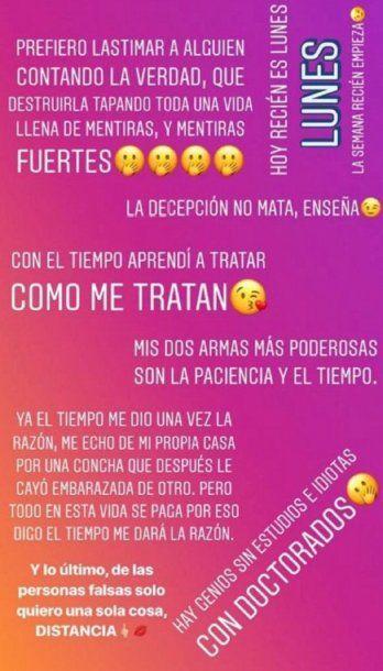 Instagram de Morena Rial