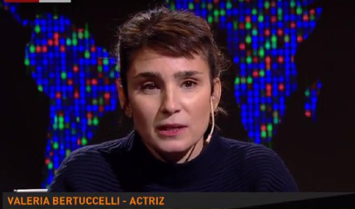 Valeria Bertuccelli habló de su pelea con Ricardo Darín