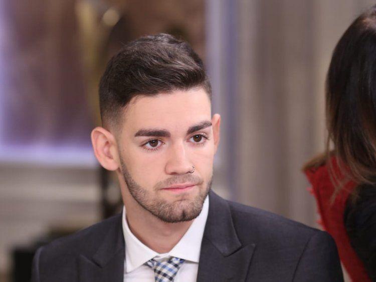 Ramiro Bueno, hijo de El Potro - Crédito:@mirthalegrand