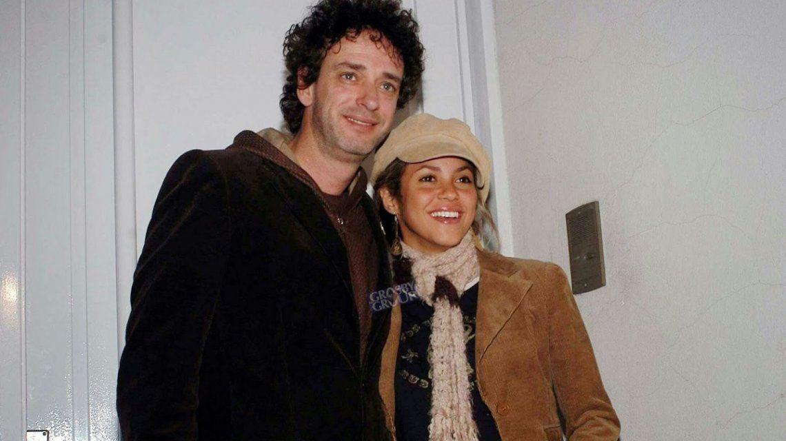 Gustavo Cerati y Shakira