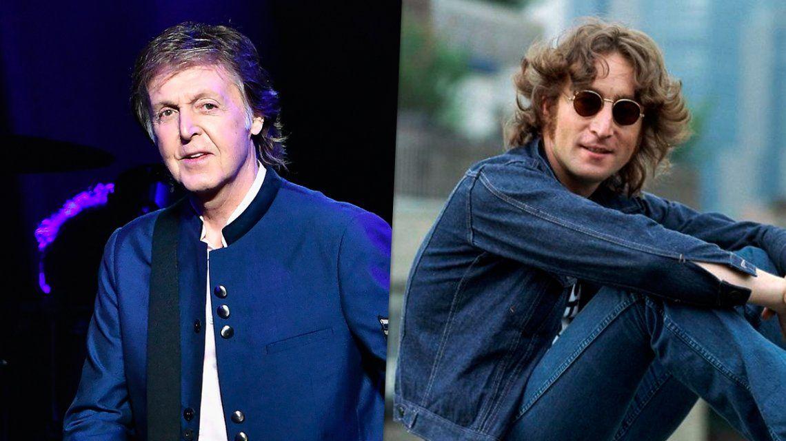 Paul McCartney reveló detalles íntimos de Los Beatles