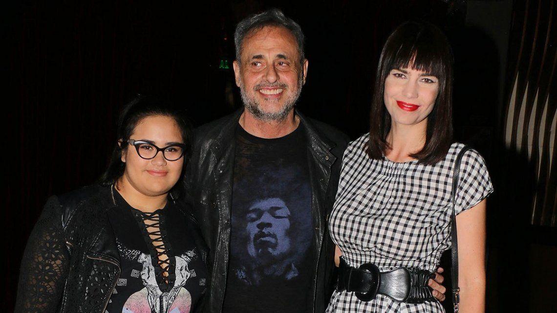 El profundo mensaje de Jorge Rial por el cumpleaños de su hija Rocío