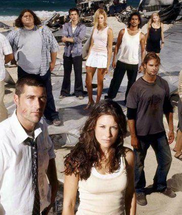El elenco de Lost